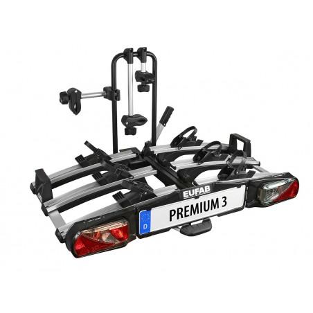 EUFAB Bike carrier PREMIUM III Clutch carrier