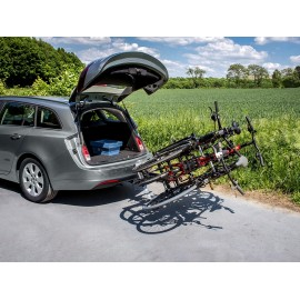 EUFAB Bike carrier PREMIUM II Clutch carrier