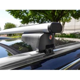 EUFAB - Porte-charge de toit garde-corps (ouvert/fermé)