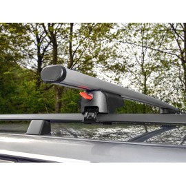 EUFAB - Reling Dachlast-Träger (offen/geschlossen)