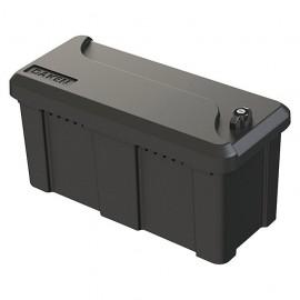 Deichselbox Box Kunststoff 56 x 25 x 27 cm