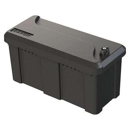 Drawbar box box plastic 56 x 25 x 27 cm