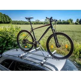 EUFAB - Fahrradträgeraufsatz ALU STAR