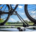 EUFAB - ALU STAR bicycle rack attachment