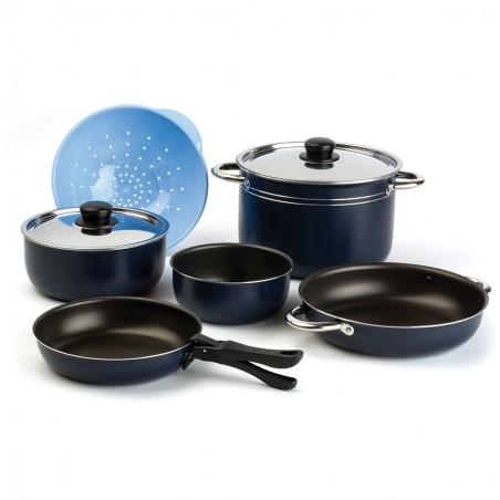 Batterie de cuisine / Blue Sky 24