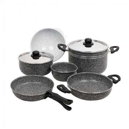 Beaver - Cooking ware / Stone Rock 24