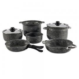 """Beaver - Cooking ware / Stone Rock 22 """"Granitika"""""""