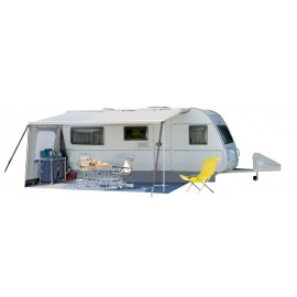 Herzog TRAVEL STAR side part left 2.40m side wall awning tent
