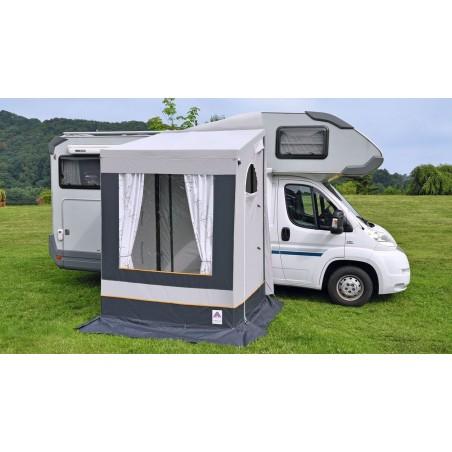 Hahn - Auvent pour camping-car Bernina Auvent d'hiver