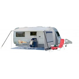 Herzog TRAVEL STAR right side panel 2.40m side wall awning tent