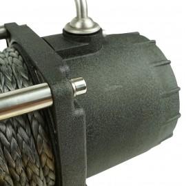 Seilwinde 5,4to Alpha 12.0 Quick 12V Kunststoffseil horntools Elektrowinde
