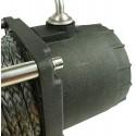 Seilwinde 4,3to Alpha 9.5 12V Kunststoffseil horntools Elektrowinde