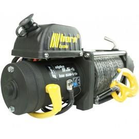 Treuil à câble 5,4to Alpha 12.0 Quick 12V corde synthétique 12V Treuil électrique Horntools