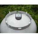 Gasflaschen Inhalt-Anzeige Level Check Bluetooth Mopeka