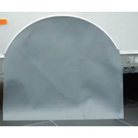 WIGO wheel cover monoachser single-axle