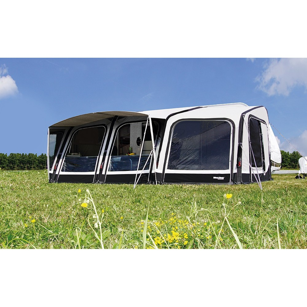 Westfield Jupiter 750 (module à droite) Fixation à droite Tente gonflable Auvent Caravane