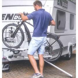 Auffahrschiene Rampe ENDURO Deichselträger BC260 Fahrradträger