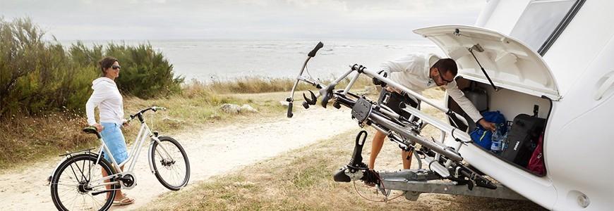Fahrradträger für die Anhängerkupplung günstig kaufen bei cara-TECH-24
