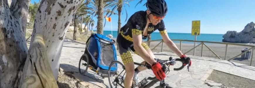 Remorque pour bicyclette