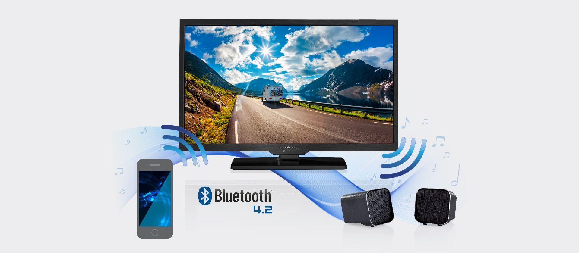 Bluetooth Lautsprecher 4.2
