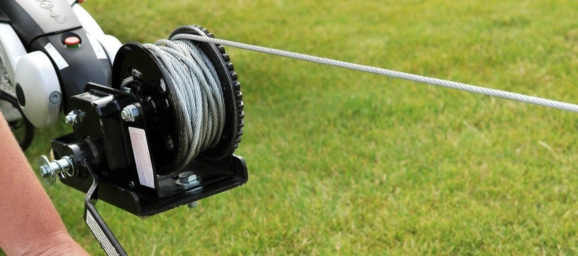 Mobile Winches by DorMic-systems