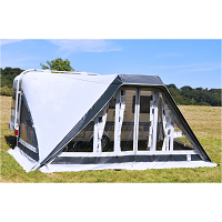 Travel awnings